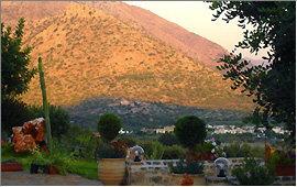 Melidoni und Kouloukonas-Berge